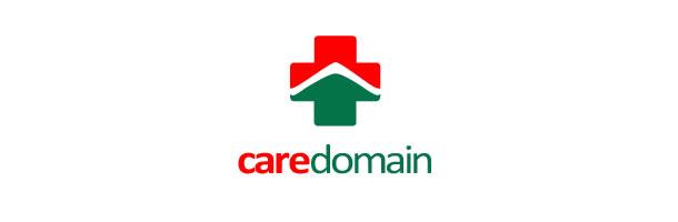 sothink free medical care logo care domain logo