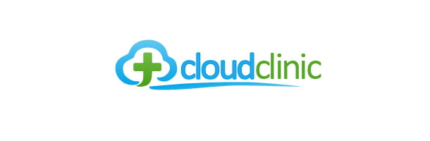 free medical clinic logo cloud clinic
