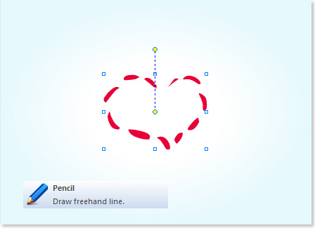 Use drawing tool for logo design | Sothink Logo Maker Pro