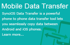 Mobile Data Transfer Powerful phone to phone content transfer tool
