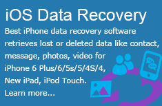 iOS Data Recovery Comprehensive iPhone data recovery software