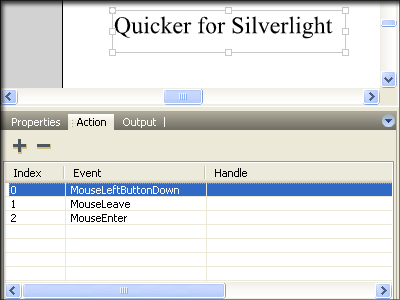 Sothink Quicker for Silverlight Screenshot