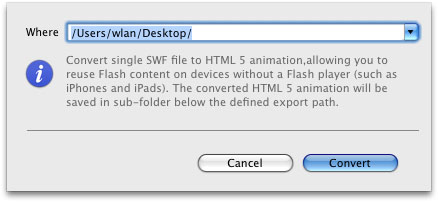 Flash Decompiler Mac Screenshots, SWF Decompiler Mac, SWF to FLA