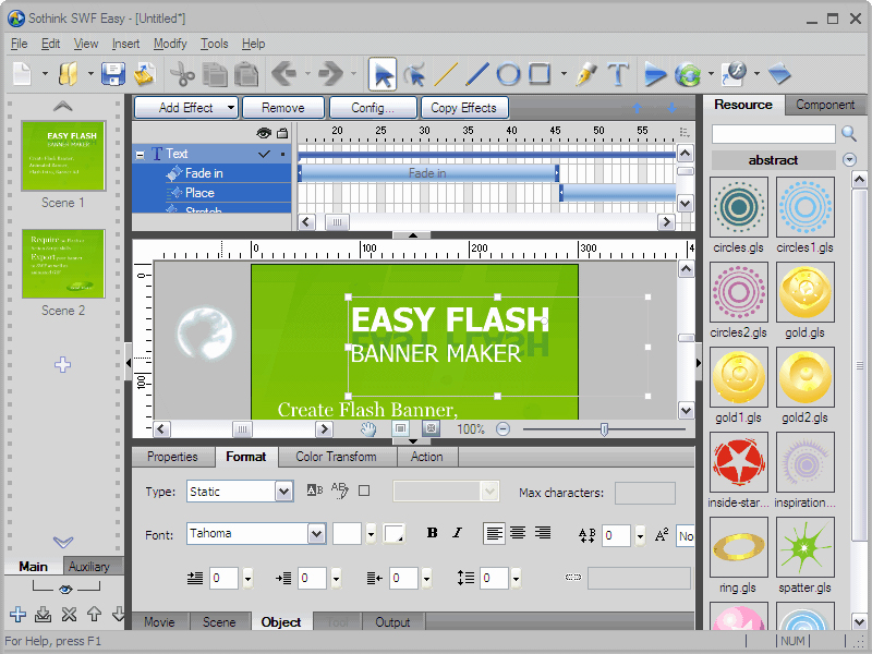 Flash Banner Maker 6.5