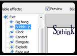 Flash Editor, SWF Editor
