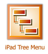 iPad Tree Menu