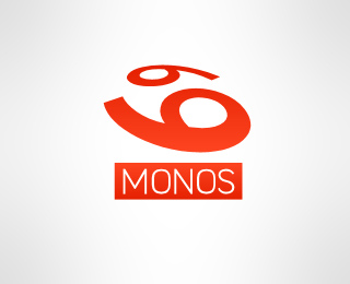 Vector Logo Design - 69 Monos
