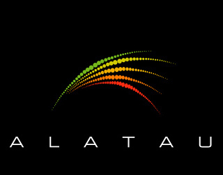 Vector Logo Design - Alatau