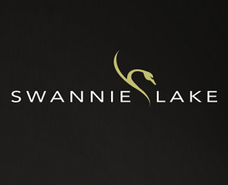 Vector Logo Design - Swannie Lake
