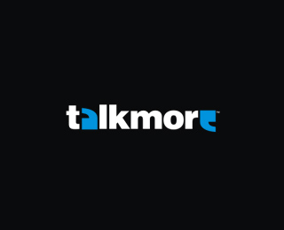 Vector Logo Design - Talkmore
