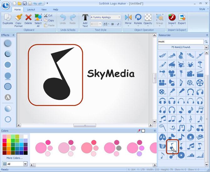 Online Instant Logo Design Generator  Branding Tool