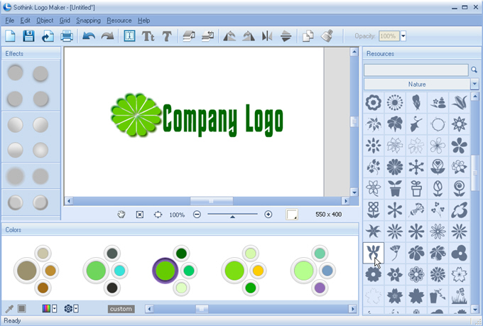 how to create logos