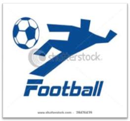 Logo design that never fumbles