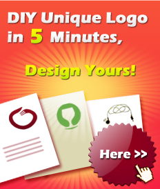 diy unique business logo with great logo maker