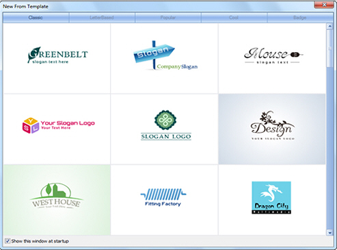 Logo Template - Logo Maker