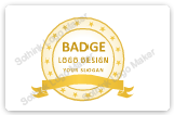 Badge Logo Design