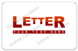LetterBased Design Logo